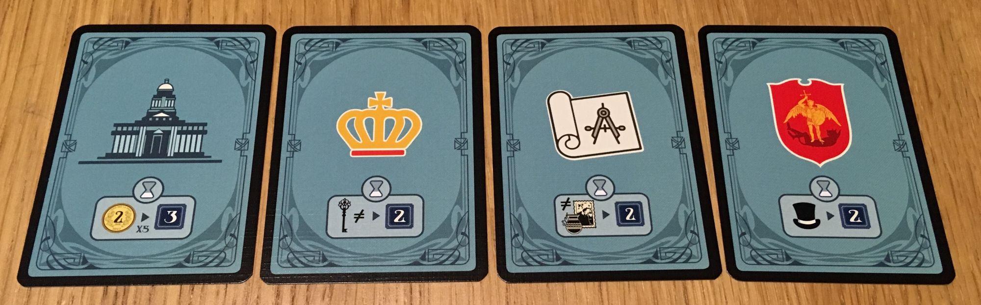 Les cartes Bonus