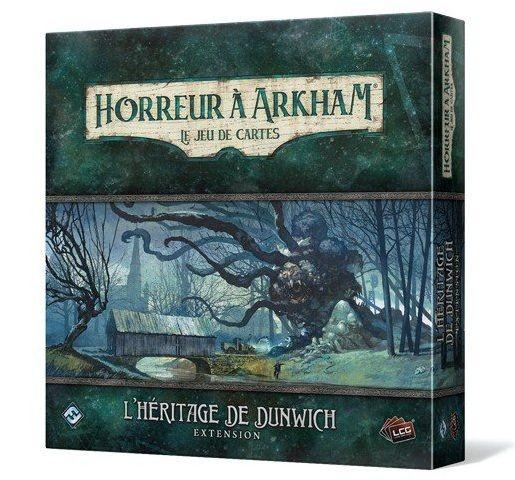 Horreur à Arkham : Le Jeu de Cartes - L'Héritage de Dunwich
