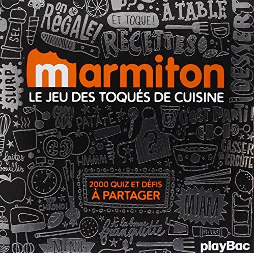 Jeu des Toqués de cuisine Marmiton