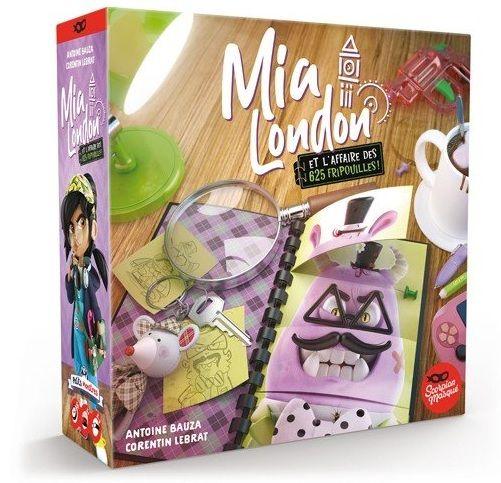 Mia London Et L'Affaire Des 625 Fripouilles !