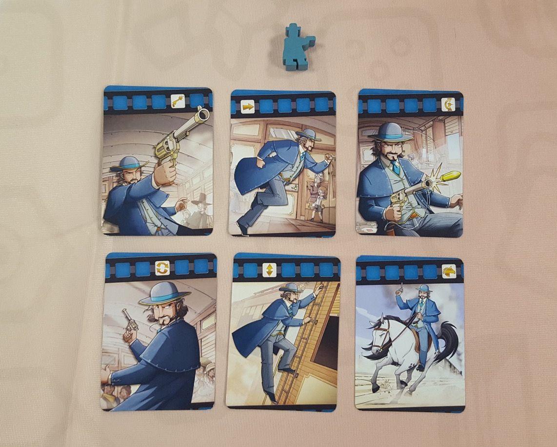 Une version 2D du célèbre Colt Express, Spiel  2015, c'est du survirtaminé et du spécial couineur !