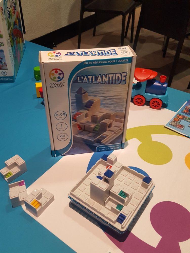 L'Atlantide à partir de 8 ans.