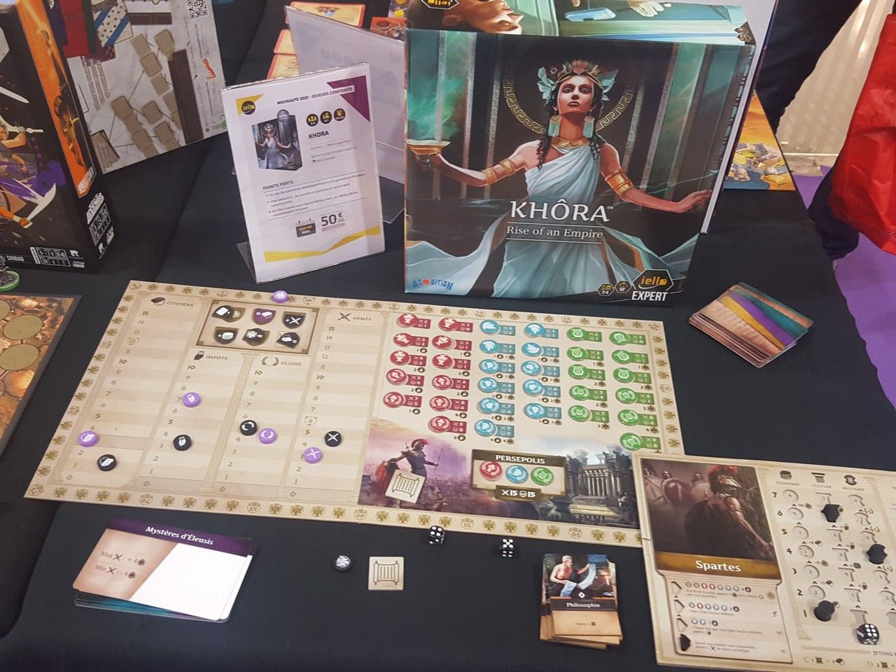Khôra : rise of Empire.