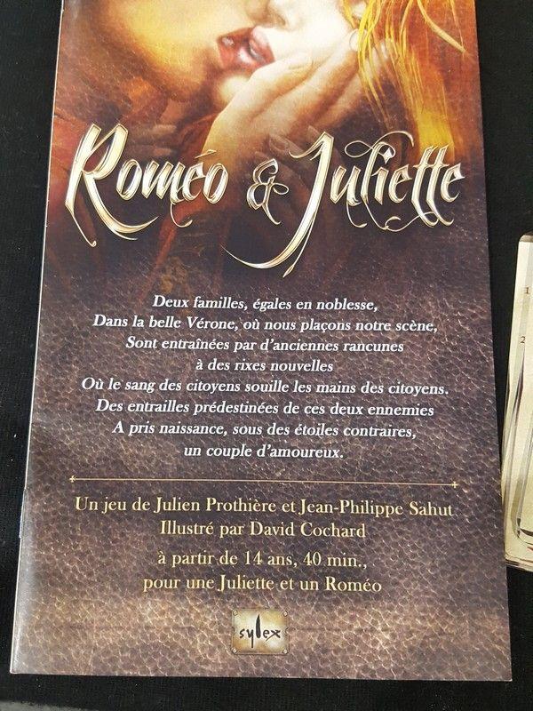 Roméo et Juliette de Julien Prothière (quelle actualité cette année !) et eJean-Philipe Sahut illustré par David Cochard chez Sylex et distribué par Atalia.