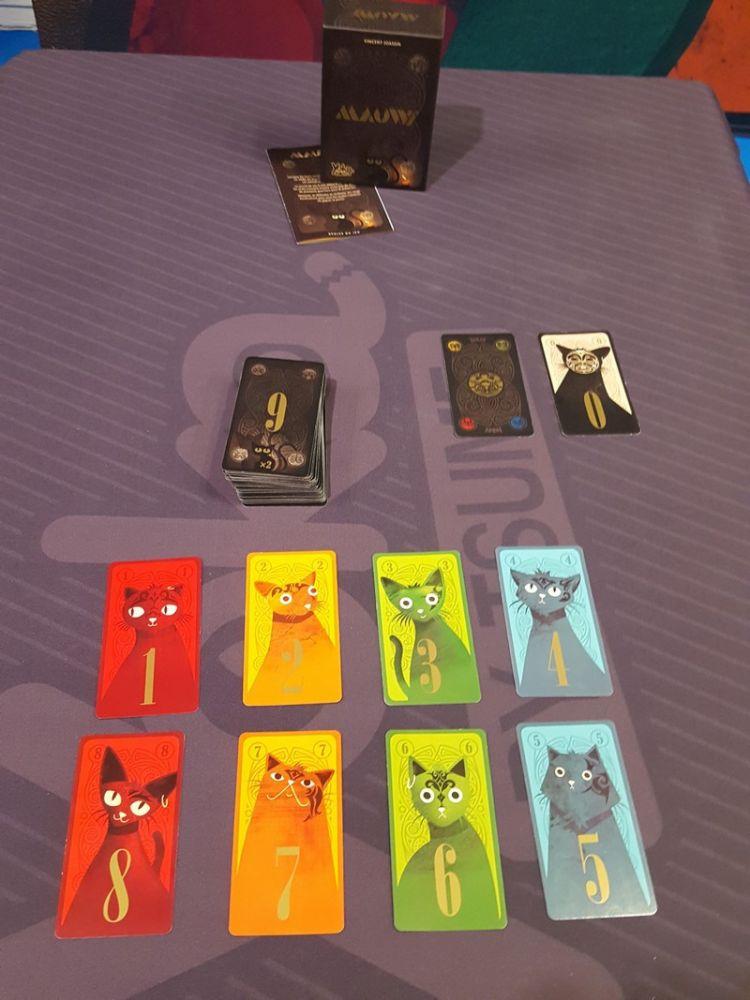 Ils sont mignons ces chats mais le jeu aurait tendance à les rendre méchants...