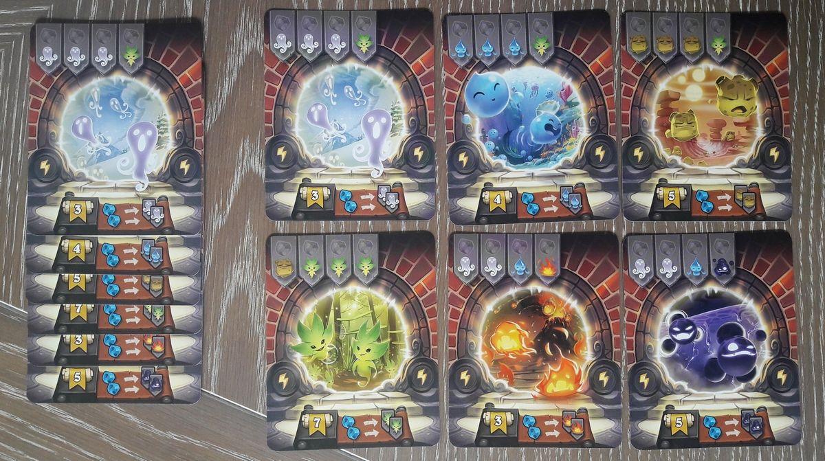 Les pouvoirs qui placent2 cristaux sur un type d'Animus donné.
