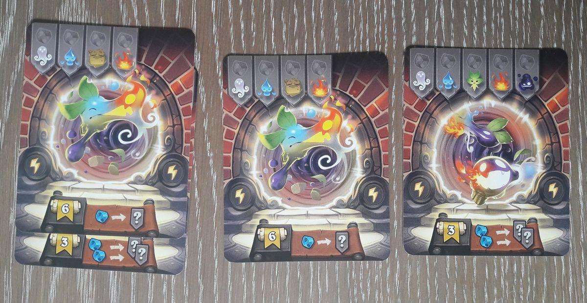 Les pouvoirs qui placent 1 ou 2 cristaux sur un Animus au choix.