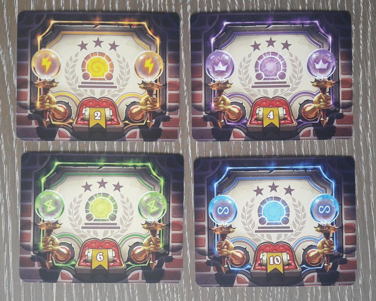 La récompense bonus pour les portails à effet permanent est la plus gratifiante mais elle est quasiment impossible à décrocher, vu qu'il n'y a que 6 cartes différentes dans cette catégorie  !