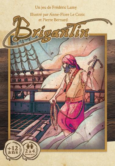 Brigantin