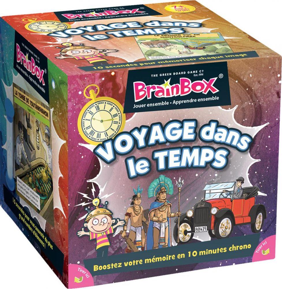 Brain Box - Voyage dans le Temps