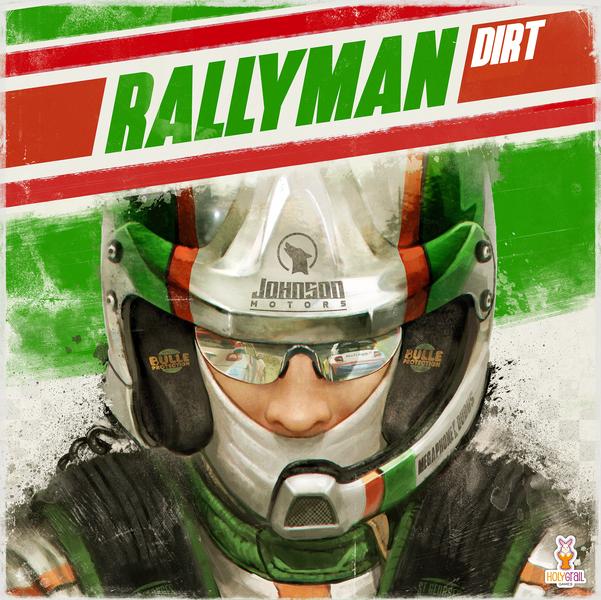 Rallyman Dirt