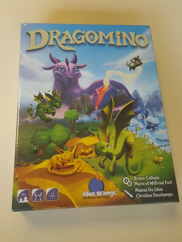 Le thème des dragons, c'est toujours efficace chez les enfants.