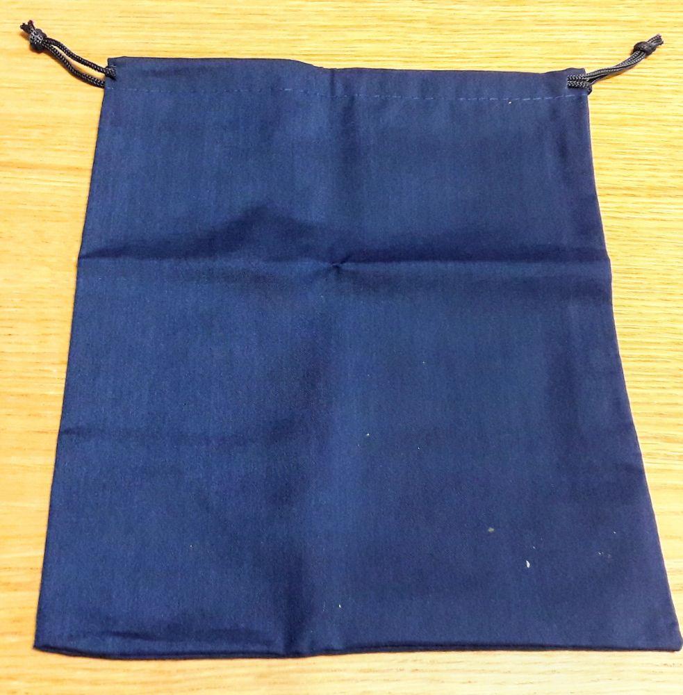 Ce sac en tissu contiendra tous les blocs de construction.