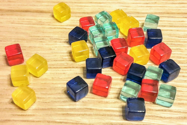 Ces cubes en plus de permettre d'identifier le propriétaire d'un bâtiment pourront servir à l'agrandir.