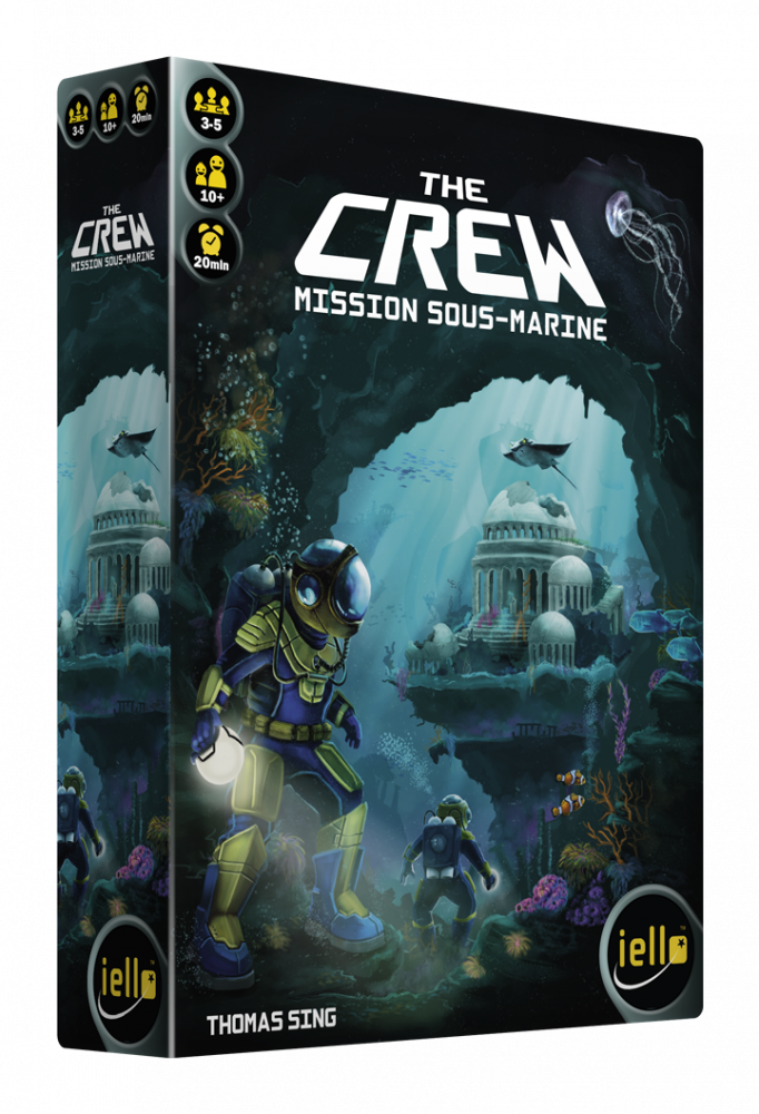 The Crew - Mission Sous-marine