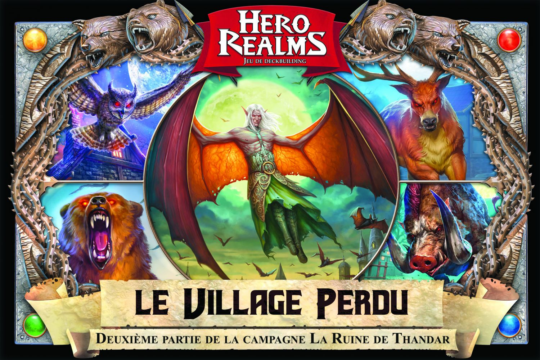 Hero Realms - Deck de Campagne : Le Village Perdu
