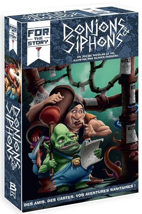 Fot the Story - Donjons & Siphons