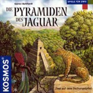 Pyramiden des Jaguar / Les Pyramides Jaguars
