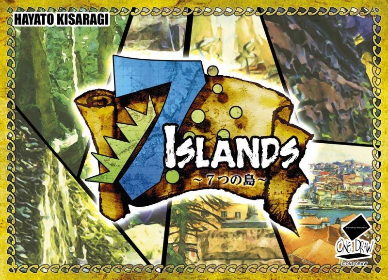 7 islands