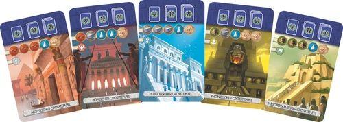 7 Wonders : Duel - Pantheon