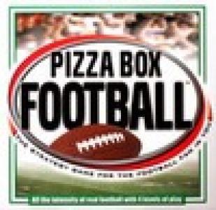 Pizza Box Football
