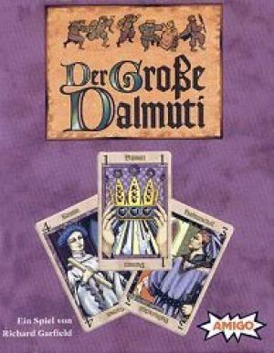 Le Grand Dalmuti/The Great Dalmuti/Der grobe Dalmu