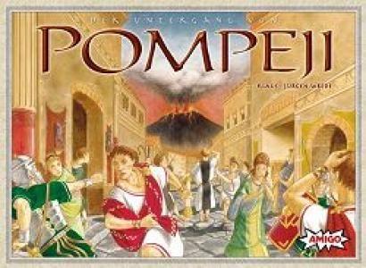 Der Untergang von Pompeji