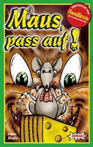 Maus pass auf !