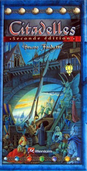 Citadelles - Seconde édition