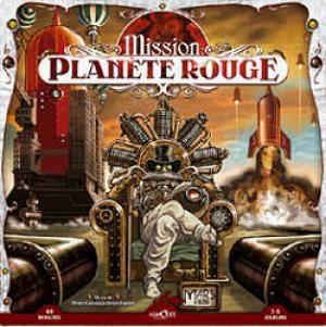 Mission Planète Rouge