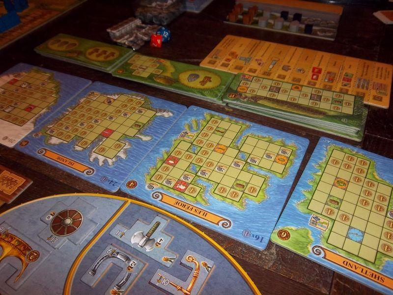 Remplir les Iles Féroées çà demande un Master 2 en Tetris