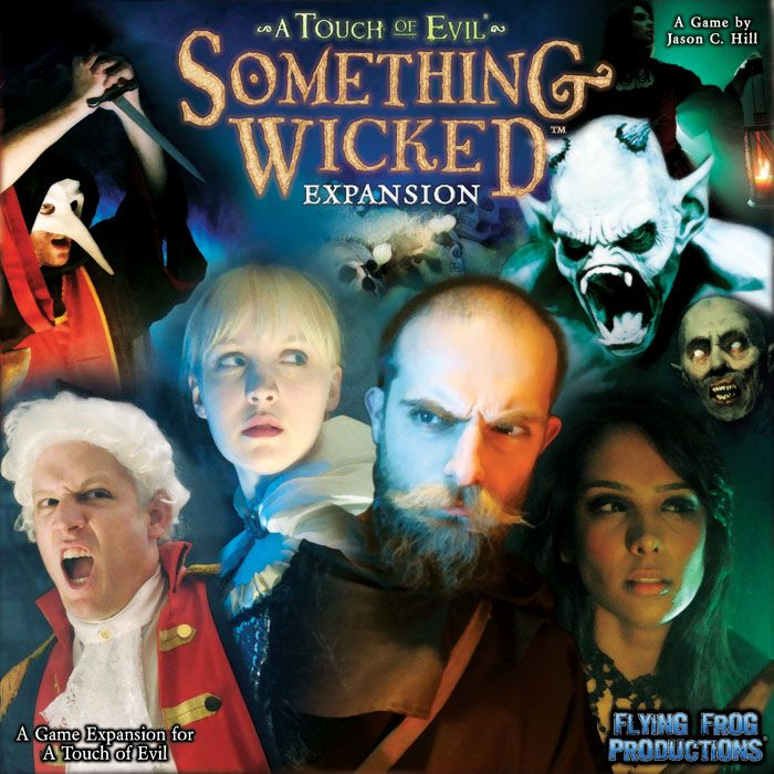 A Touch of Evil : Something Wicked