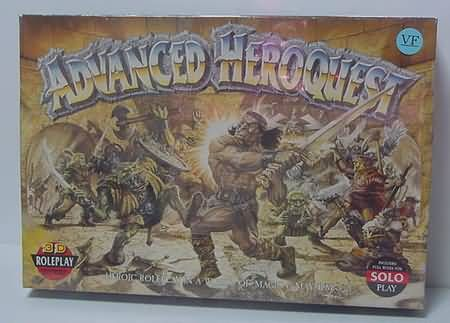 Advanced Heroquest
