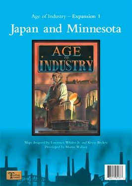 Age of Industry - Japan and minnesota
