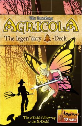 Agricola The Legen*dary Forest Deck