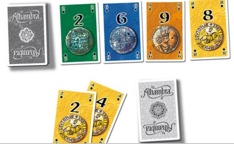 Alhambra - The card game