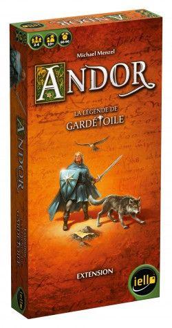 Andor La Légende de Gardétoile