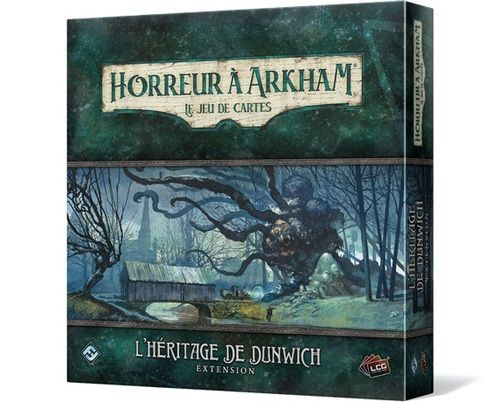 Horreur a Arkham: Le jeu de carte