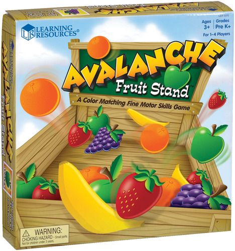 Avalanche de Fruits