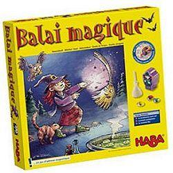 Balai magique