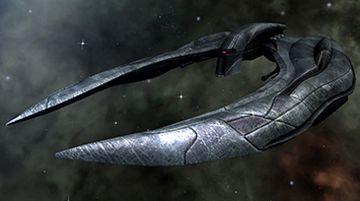 Voilà un raider, deux ailes coupe-humain