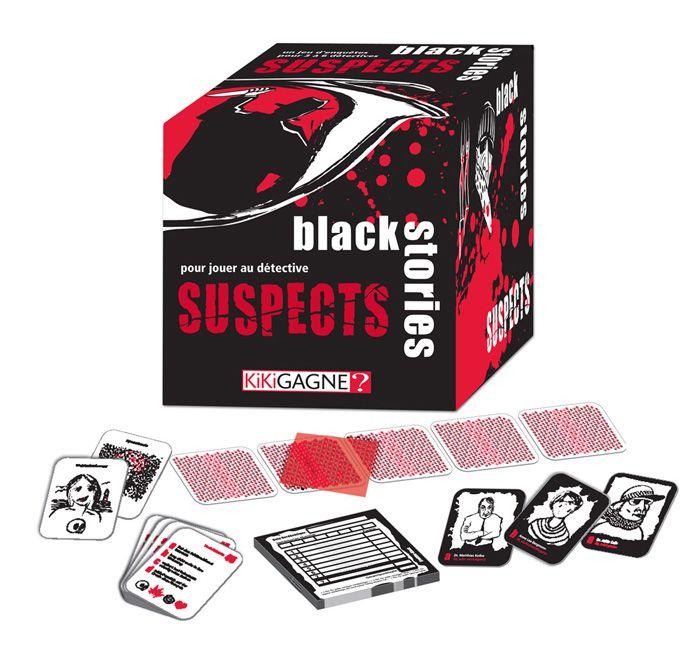 Black Stories : Suspects