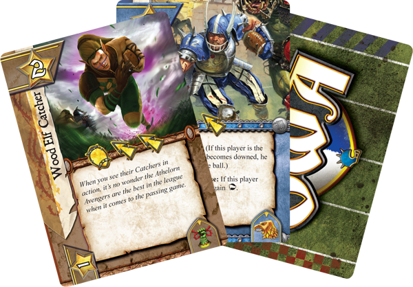 Blood Bowl: Team Manager - The Card Game