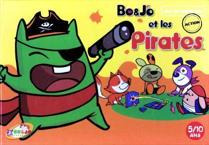 Bo&Jo et les pirates