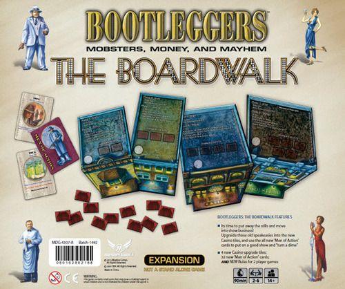 Bootleggers Boardwalk Expansion