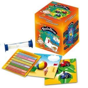 Brain box des tous petits  Asmodee  Brain box des tous petits , pas cher