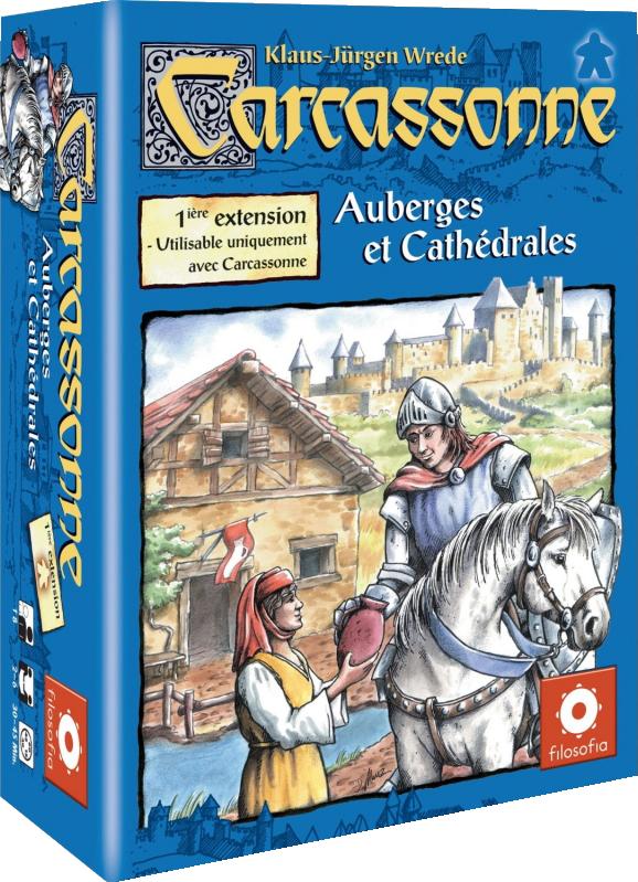 Carcassonne Auberges et Cathédrales