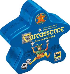 Carcassonne Das Würfelspiel
