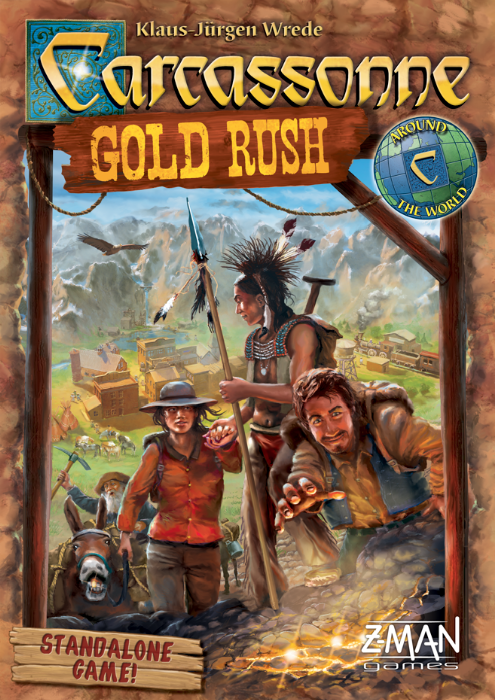 Carcassonne : Gold Rush