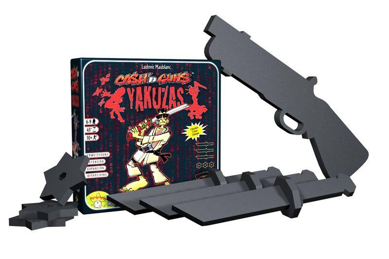 Cash'n Guns - Yakusa